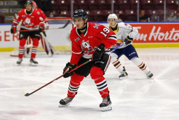 Picture for OHL Weekly Wrap Up: Central Scouting, Shane Wright Struggles, & More