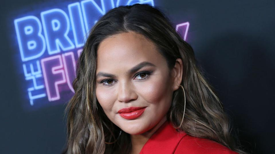 Picture for Chrissy Teigen and John Legend push designer Michael Costello to 'admit' he faked the DMs that showed her bullying him