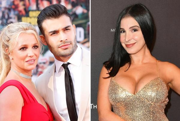Picture for Britney Spears' fiancé Sam Asghari's ex responds to couple's shocking engagement