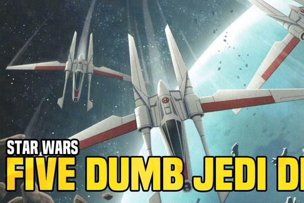 Picture for Star Wars: Five Of The Dumbest Jedi Deaths