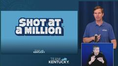 Cover for Here's how to enter Kentucky's vaccine lottery for chance to win be a millionaire