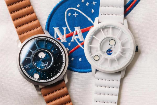 Picture for This NASA-approved Apollo 15 watch is as cool as it sounds