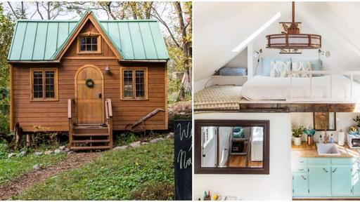 This Dreamy Tiny House Airbnb In Nashville Is Only 68 A Night