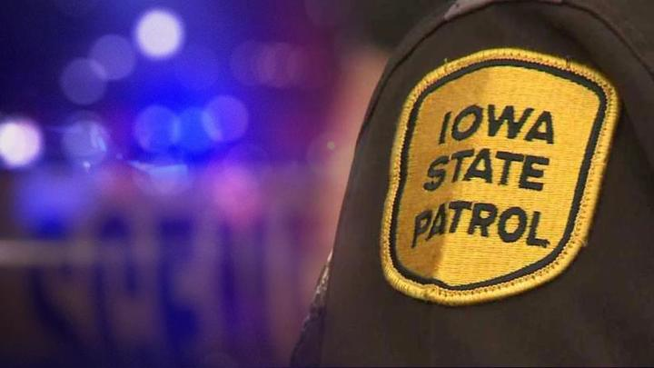 Cover for Overnight crash in Iowa injures two, kills one