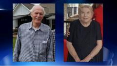 Cover for Roswell police issue Mattie's call for missing elderly couple