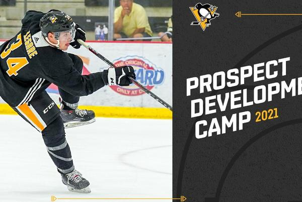 Picture for Development Camp Set For Sept.18-21 at the UPMC Lemieux Sports Complex