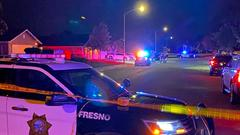 Cover for Fresno man shot twice, gets rushed into surgery. Shooter remains loose