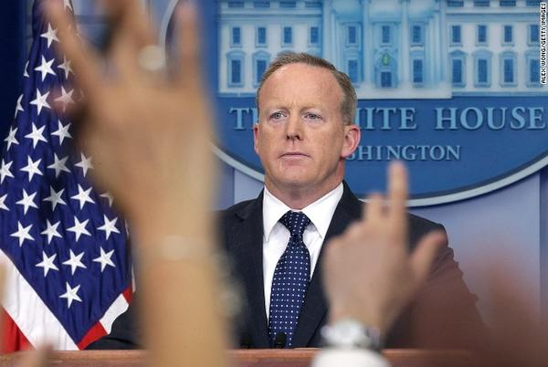 Picture for Sean Spicer, Russ Vought sue Biden administration over threatened Naval Board removal