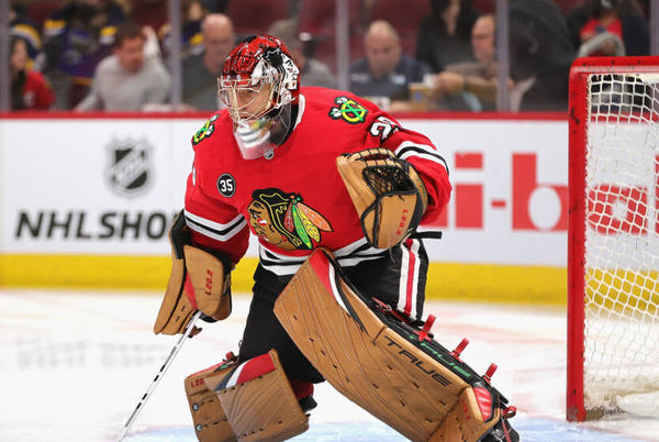 Picture for Blackhawks veteran gets a chance to fill-in for Pat Foley