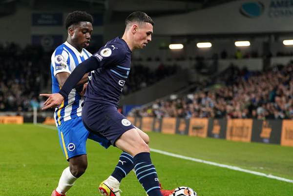 """Picture for """"It Changes Game to Game"""" - Phil Foden Discusses New Man City Position After Five-Star Display Against Brighton"""