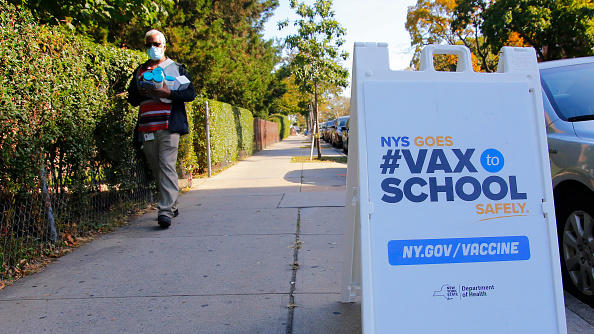 Cover for NYC Daily Roundup: When to expect the COVID-19 vaccine for city kids, what to do this Halloween and more news for 10/26