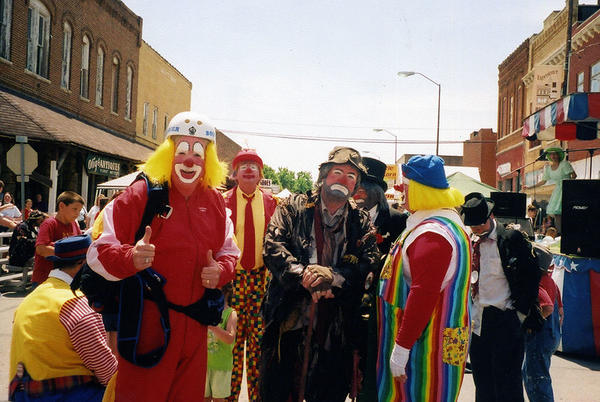 Picture for Clown entertainers sought for revival of Kelly Festival