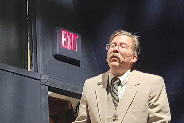 """Picture for Stevensville Playhouse presents """"The Outsider"""" a hilarious political satire"""