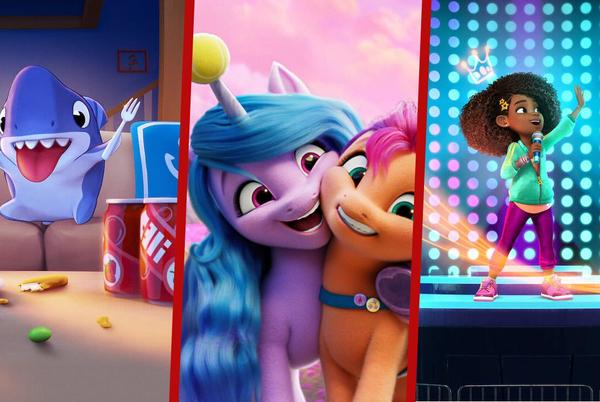Picture for Netflix Q3 2021 Earnings Insights on Netflix's Kids' Strategy