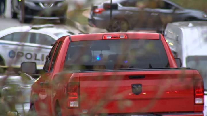 Cover for Man found dead in the backseat of truck in Gwinnett County, police say