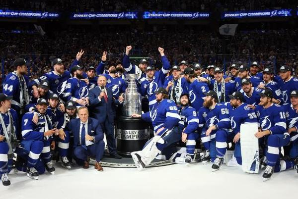 Picture for Lightning's 2021 Stanley Cup Championship rings feature Nikita Kucherov's '#1 BS' quote