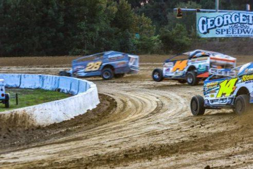 Picture for 'SPEC-TACULAR' NIGHT: PA/NJ SMALL-BLOCKS MAKE GEORGETOWN SPEEDWAY DEBUT OCT. 29