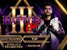 Picture for Davey Richards vs. TJP added to MLW Battle Riot tapings