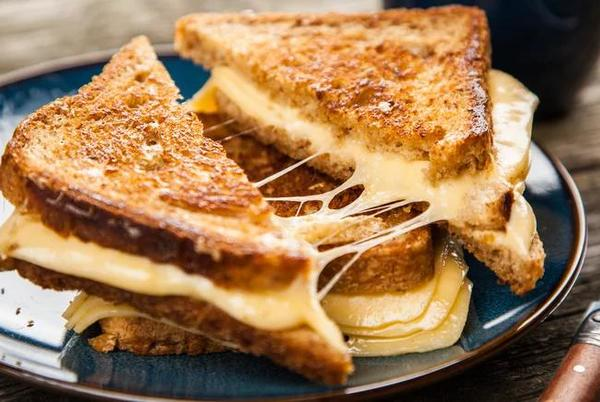 Picture for The Secret To The Best Grilled Cheese, According To Chef Jernard Wells - Exclusive