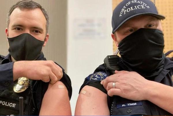 Picture for Port of Seattle employees required to be vaccinated against COVID-19
