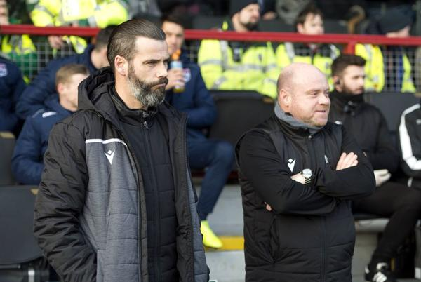Picture for Ross County chief criticises Tannadice boss for post-match anti-racism gesture