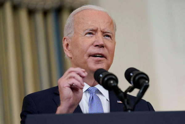 Picture for Biden risks losing support from Democrats amid DC gridlock