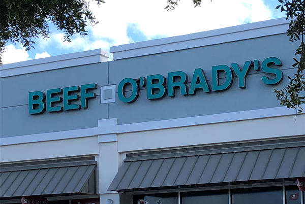 Picture for Cocoa Commons' Beef O'Brady's is where everybody knows our name