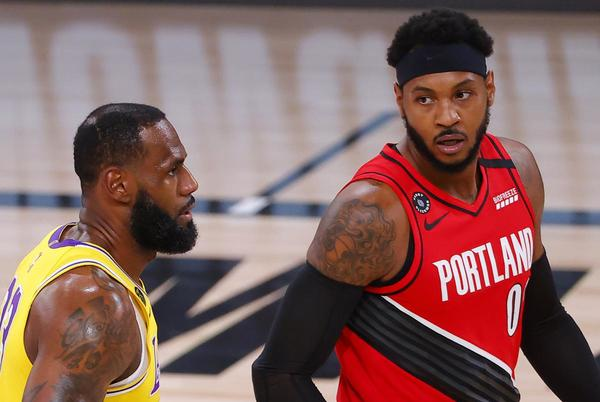 Picture for Lakers News: Carmelo Anthony, Wayne Ellington Discuss Signing Contracts with LA
