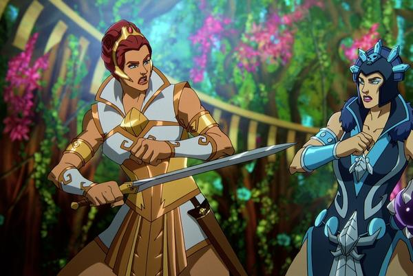 Picture for Show, Don't Mattel: 'Masters Of The Universe: Revelation' Is Toying With You