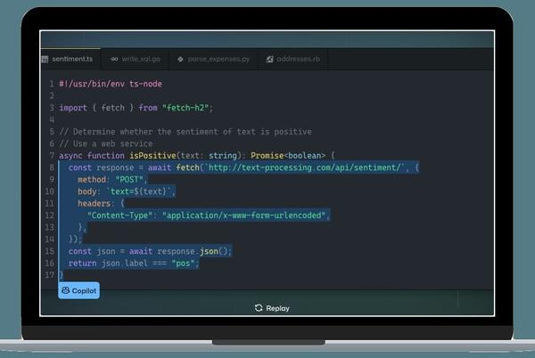 Picture for GitHub claims its AI assistant is helping devs write 30% of their code