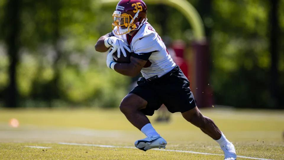 Picture for Washington Rookie RB Patterson: The 'Real Deal'?