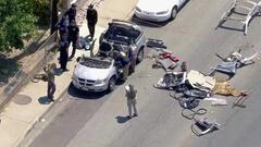 Cover for Van explosion in Montclair triggers FBI investigation