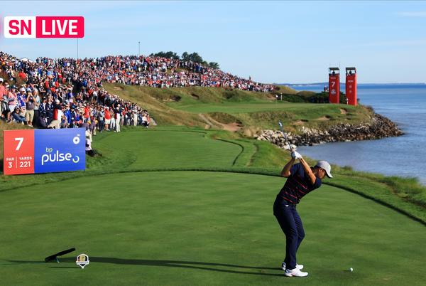 Picture for Ryder Cup 2021 live golf scores, results, highlights from Day 1 foursomes, fourball