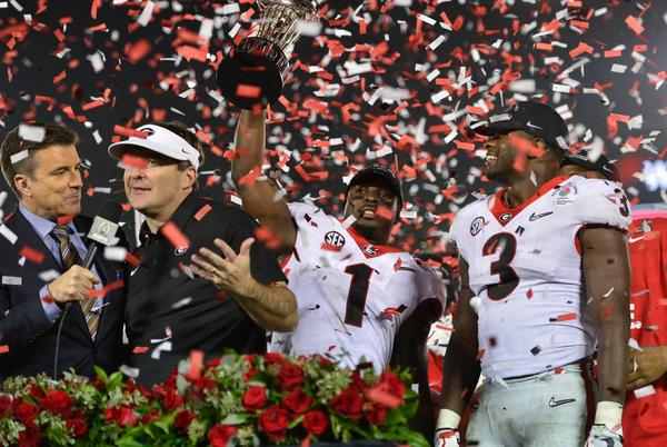 Picture for CFP projections: Who does Georgia play in semifinal?