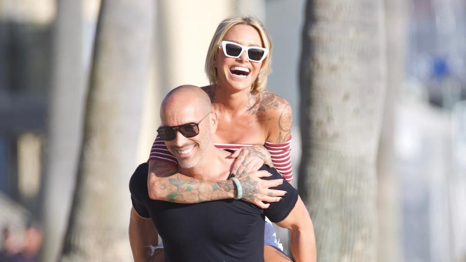 Picture for PDA Alert! 'Selling Sunset' Star Brett Oppenheim & Model Tina Louise Are Dating
