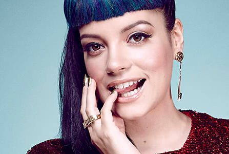 Picture for Lily Allen slammed for publicly criticising pizza parlour