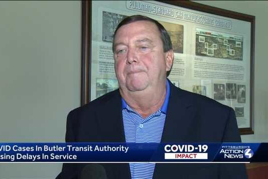 Picture for Butler Transit Authority bus driver dies amid driver shortage due to COVID-19 outbreak