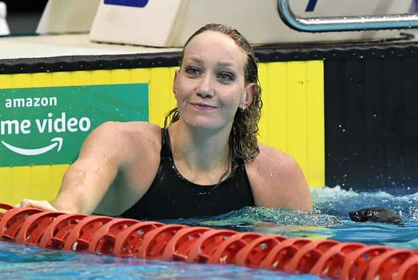 Picture for Australian Olympic gold medallist Madi Wilson admitted to hospital with Covid