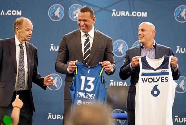 Picture for John Shipley: Glen Taylor's best personnel move for Timberwolves might be stepping down