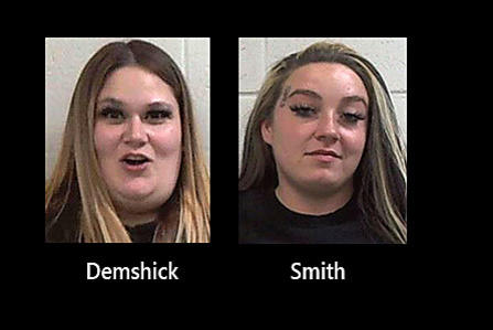 Picture for Two Sedalia Women Arrested on Multiple Charges