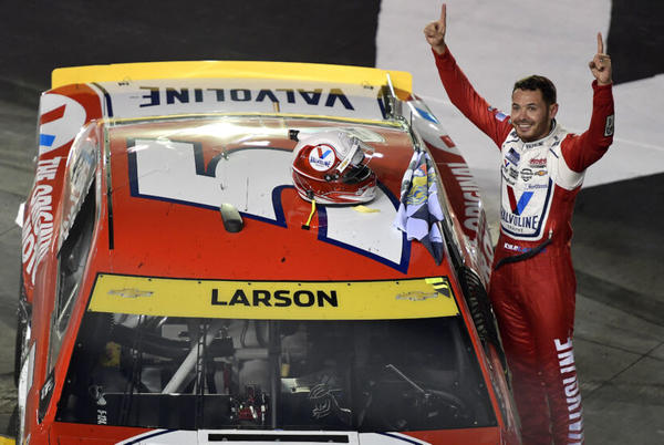 Picture for NASCAR: Full playoff standings after Bristol points reset