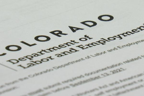 Picture for Coloradans on pandemic unemployment told to repay thousands