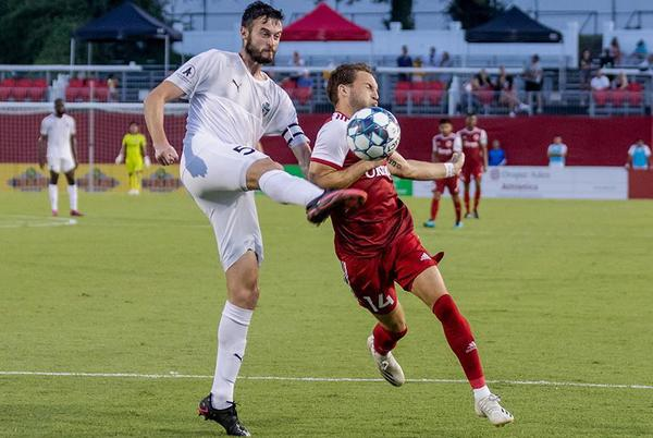 Picture for USL League One Playoff Projections - Week 30
