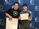 Picture for Antonio Ramos claims 285-pound title, David Barrett takes third in 170-pound weight class during High School Wrestling Nationals