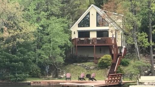 Escape To This Enchanting Airbnb In Pennsylvania That Sits Right On Lake Harmony News Break