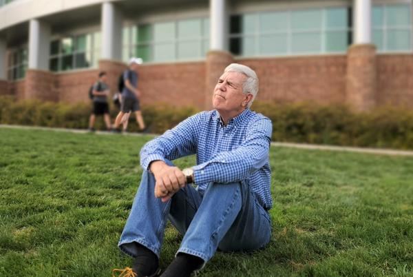 Picture for Still Celebrating 50 Years After Finding Purpose and Hope on the HUB Lawn