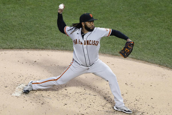 Picture for SF Giants: Could Johnny Cueto help down the stretch?
