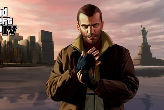 Picture for Games Inbox: Will there be a GTA 4 remaster?