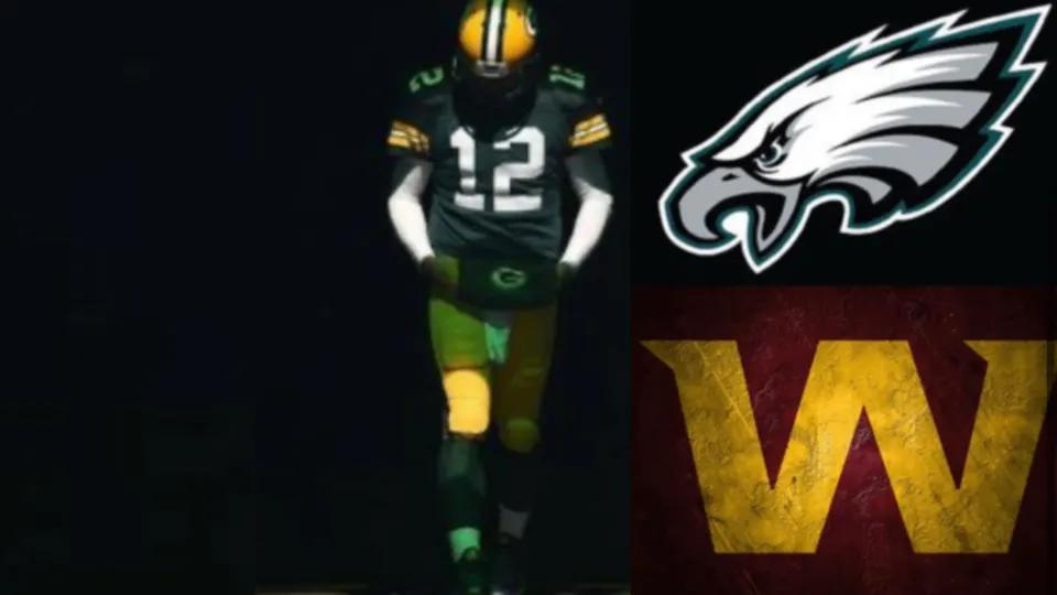 Picture for Aaron Rodgers Next Team: Eagles Vs. Washington?