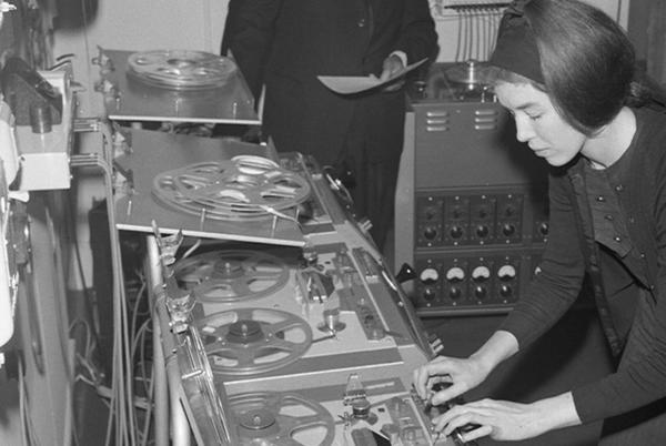 Picture for Watch a new documentary drama about electronic music pioneer Delia Derbyshire